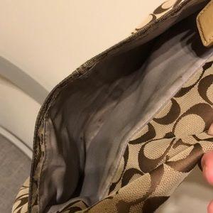 Coach Bags - Coach handbag with C monogram logo